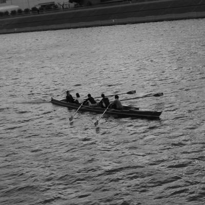 ボート? by LX3