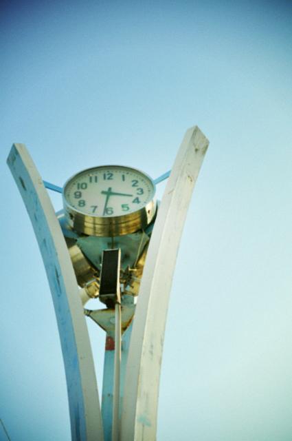 AF-S DX NIKKOR 35mm F1.8G 時計