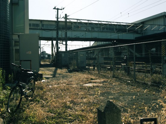 DMC-LX3 駅