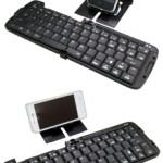 iPhoneにBluetoothキーボードは快適!