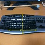 我が家の手作り「U-BOARD」もどき(笑)でデスクトップ周りを整頓