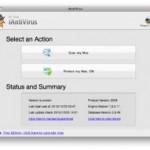 アンチウイルスソフトの「iAntiVirus」と「ClamXav」を併用させてみる