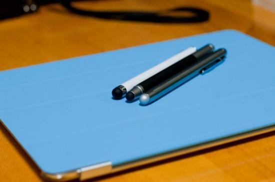 Bamboo StylusとSmart Penとプリンストンのスタイラスの比較