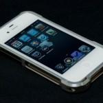iPhone4S用ケースの【BLADE 2 M2】が到着!
