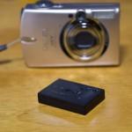 CanonのIXY用に互換バッテリーを買ってみた