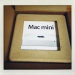 Mac Miniを買いまして