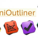 OmniOutlinerのMacとiPadの連携