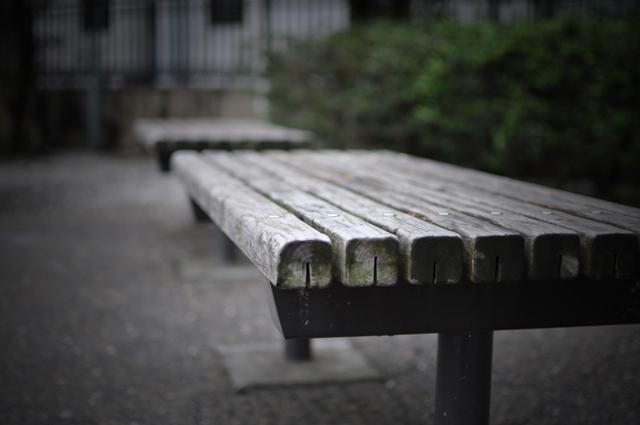 ベンチ de D90