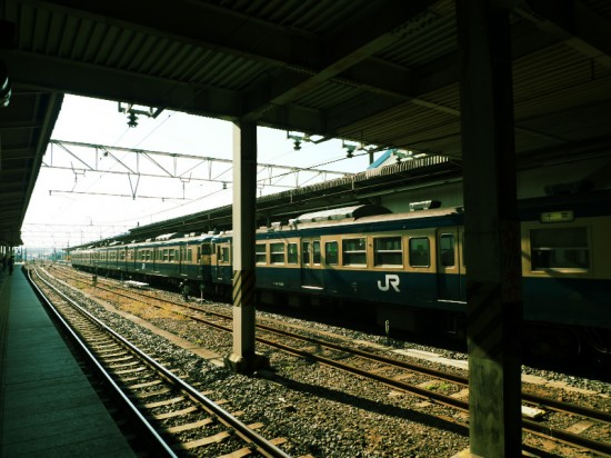 DMC-LX3 列車