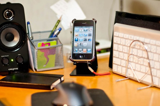 iPhoneスタンド Bluetoothキーボード サンワサプライ