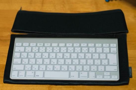 Apple Wireless Keyboard (JIS) MC184J/A Bluetoothキーボード ケース