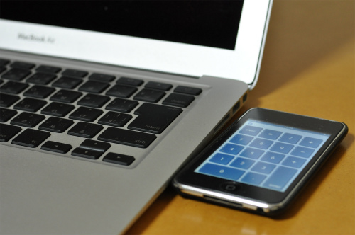 MacBook AirのテンキーアプリにNumberKey