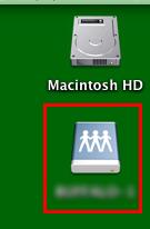AtermWR8700N USBストレージ 設定 Mac